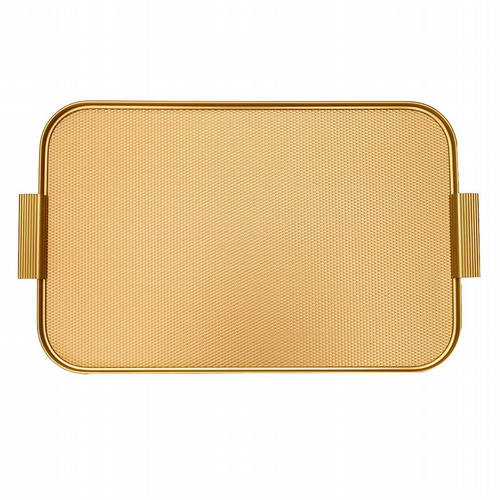 Kaymet Tray - Diamond Gold